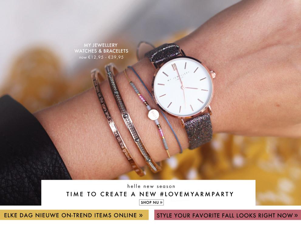 My Jewellery Horloges