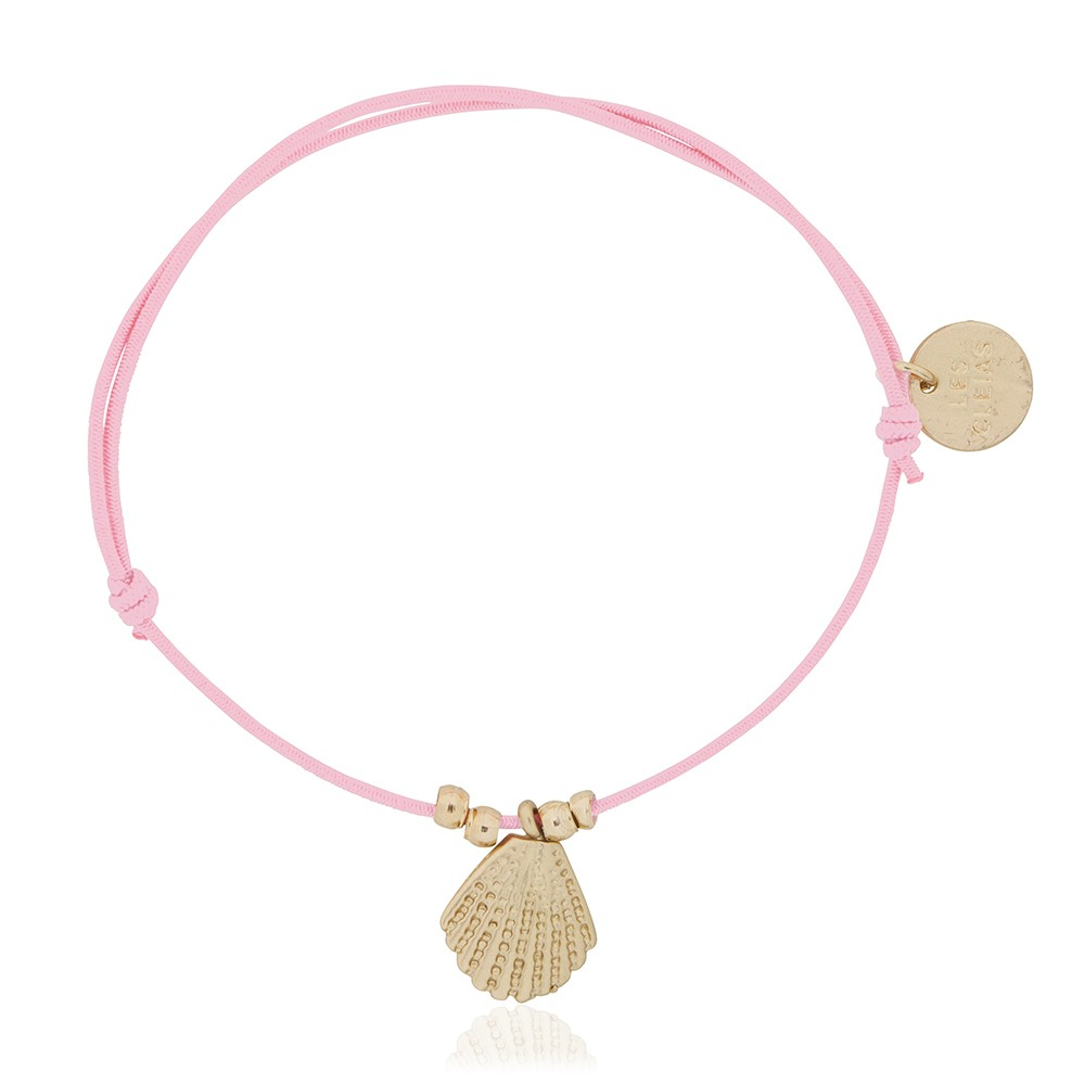 Shell Bracelet Gold - Different Colors