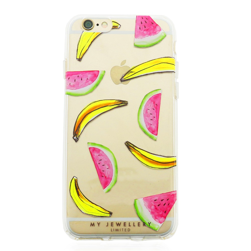 Banana & Watermelon Case iPhone-Samsung