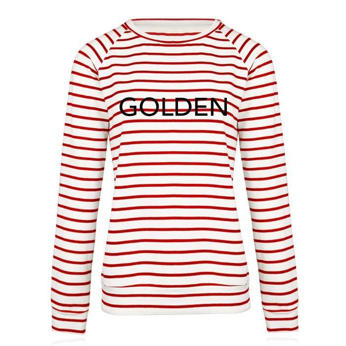 Golden Sweater