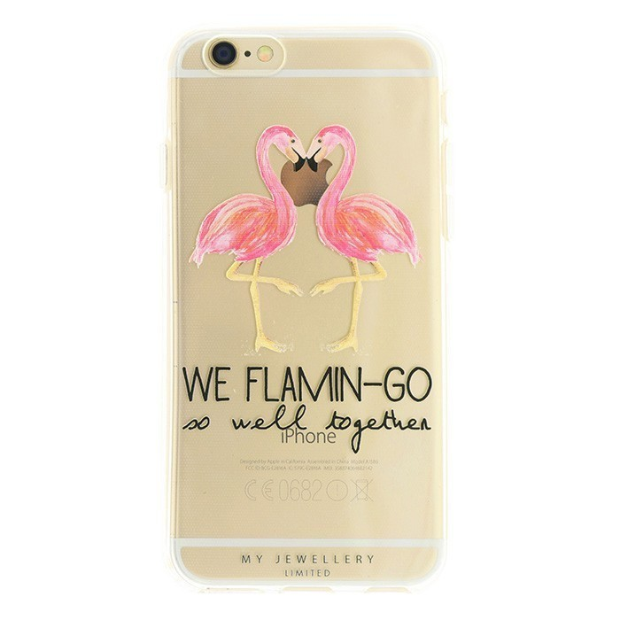 We Flamin-Go Case Iphone