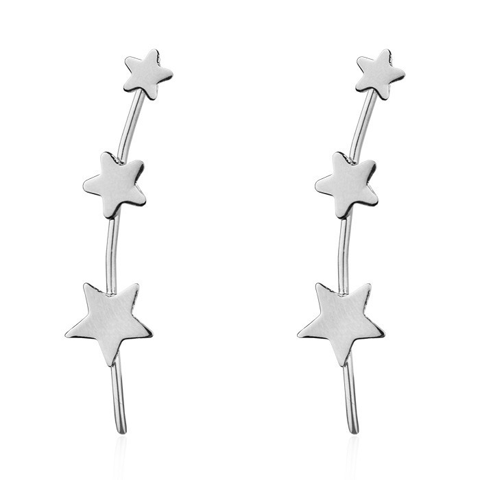 Earline Stars - Gold/Silver/Rose