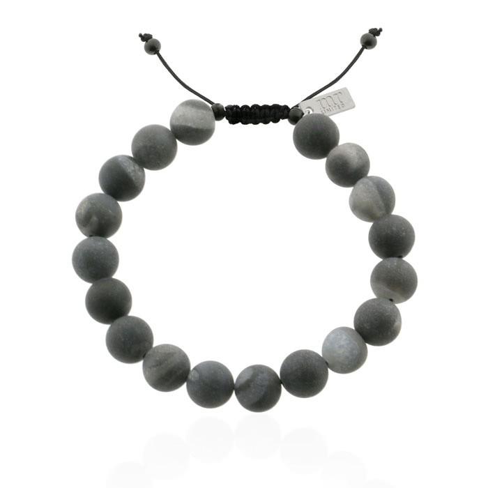 Mr. Jewellery Big Beads Bracelet - Black