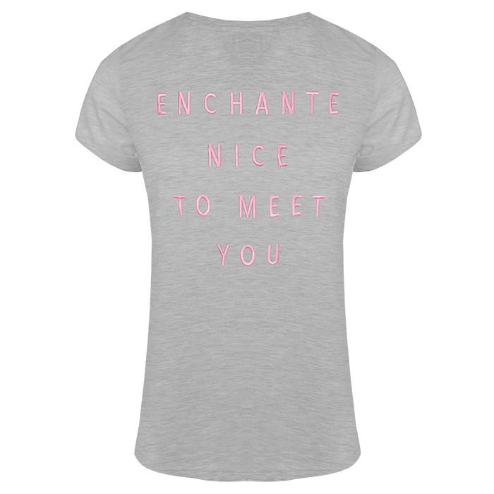 City Shirt Grey - Enchanté