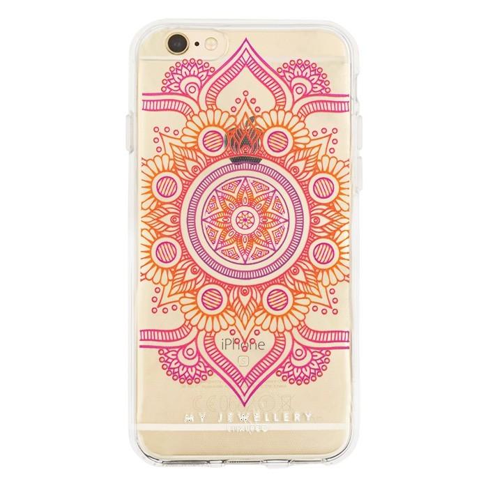 Multi Color Mandala Case Iphone