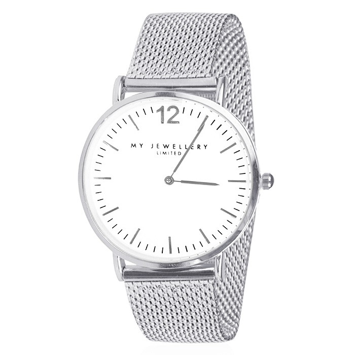 My Jewellery Limited Watch 2.0 - Silver