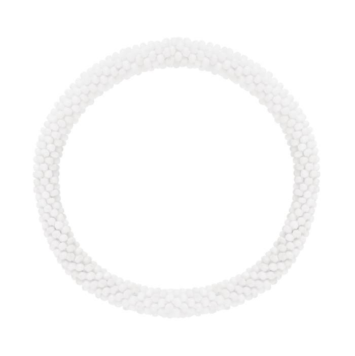 Little Beads Bracelet - White