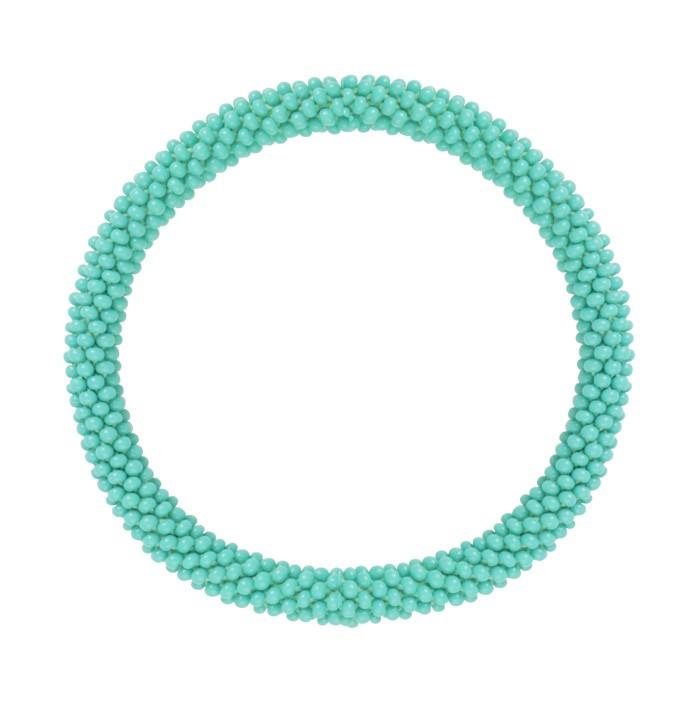 Little Beads Bracelet Aqua