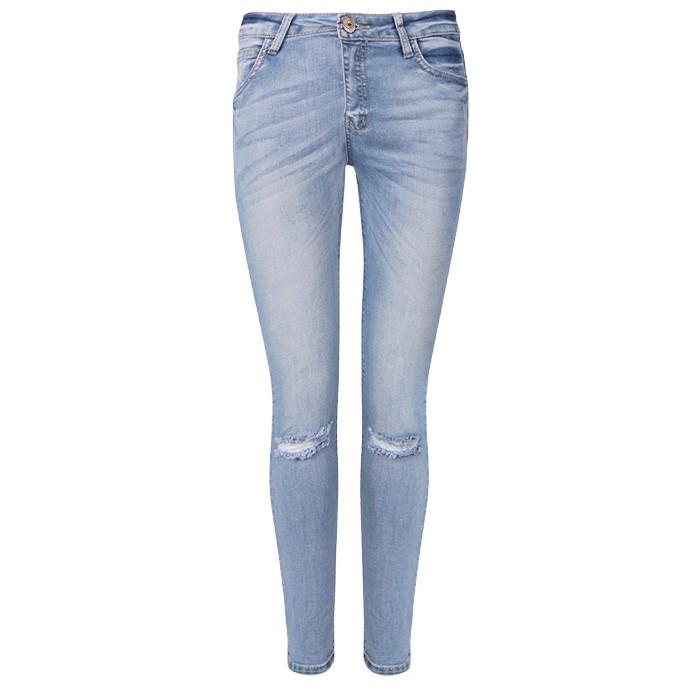 Highwaist Ripped Jeans