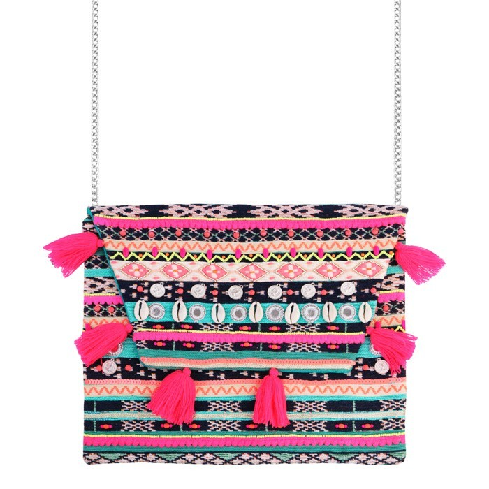 Neon Ibiza Bag Beige