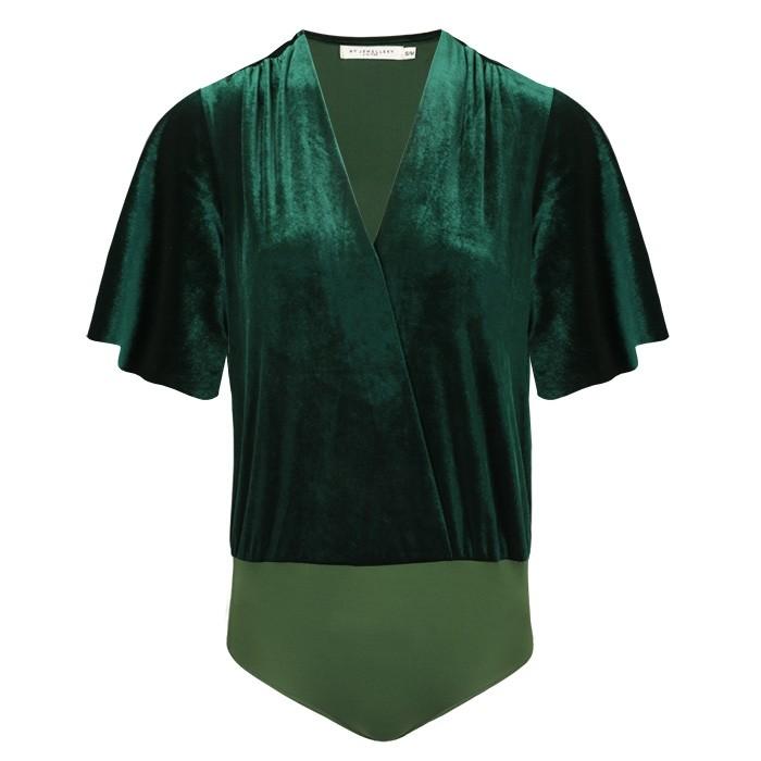 Velvet Body Green