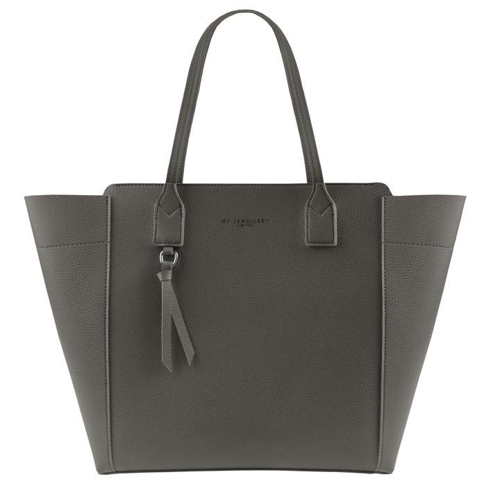Classic Shopper Grey