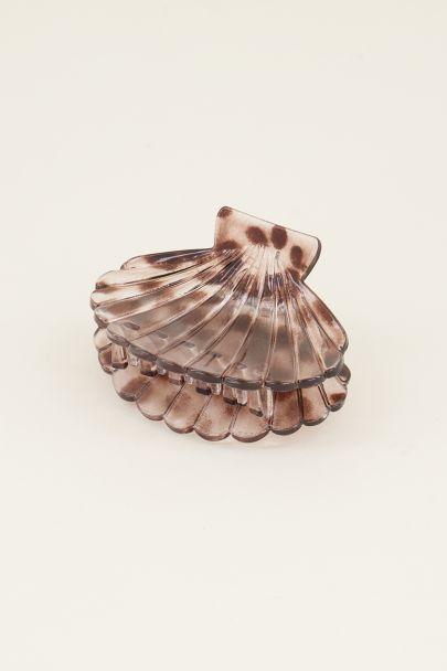 Muschel-Haarklammer meliert| My Jewellery