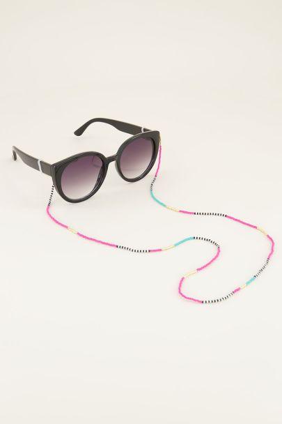 Zonnebrilkoord kraaltjes | Zonnebril accessoires My jewellery