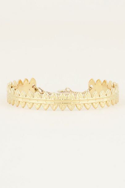 Bangle | Bangle armband zilver| My Jewellery