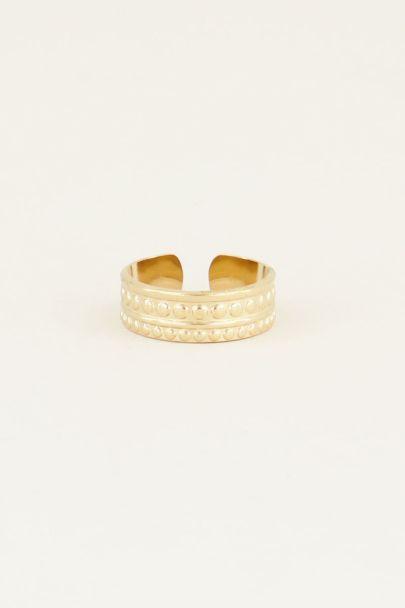 Ringe| Stahlringe| Ringe für Frauen My Jewellery