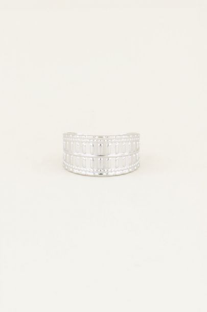 Ringen | Stalen ringen | Ringen dames My jewellery