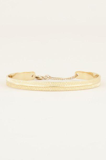 Bangle | Patroon armband | My Jewellery