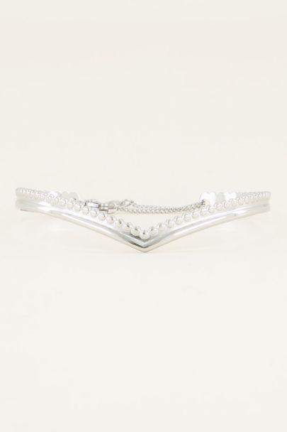 Bangles | Stalen armbanden | Armbanden dames. My jewellery
