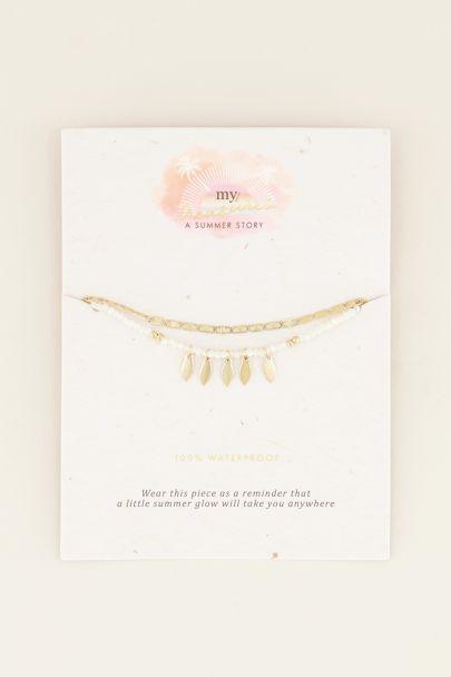 Armbandje kralen | Armbandje dames | My Jewellery