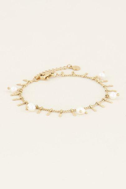 Armbandje parels | Dames armbandjes My jewellery