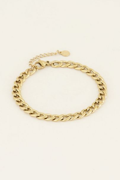 Armbandje schakels | Dames armbandjes My Jewellery