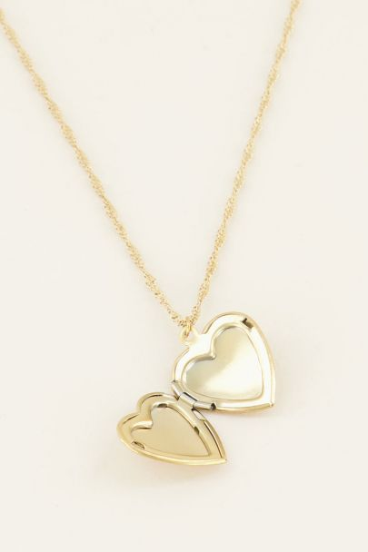 Ketting hart amour | My Jewellery