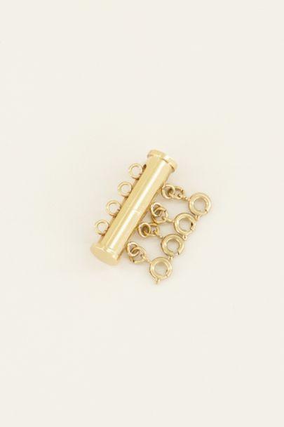 Multi-ketting sluiter | My Jewellery