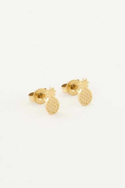Studs ananas | Studs | My Jewellery