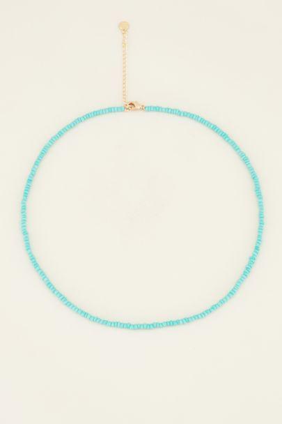 Moments kralen ketting groen | My Jewellery