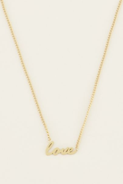 Ketting love | My Jewellery