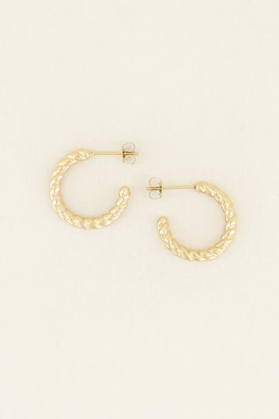 Oorringen | Oorbellen dames | My Jewellery