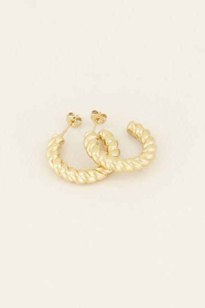 Hoop earrings | Earrings for women | My Jewellery