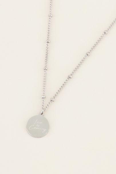Love Halskette ist bald verfügbar | My Jewellery