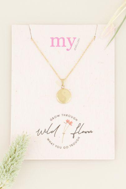 Ketting yin & yang| Kettingen | My Jewellery