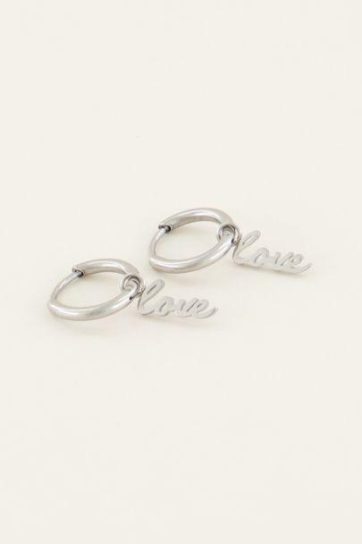 Oorringen love | Oorringen | My Jewellery