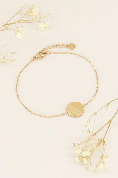 Armband yin en yang | Armbanden | My Jewellery