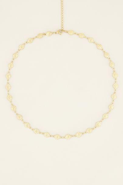 Wildflower ketting | Kettingen | My Jewellery