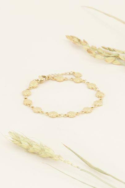 Wildflower bracelet | Bracelets | My Jewellery