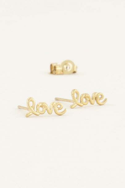 Studs love | Studs | Oorbellen | My Jewellery