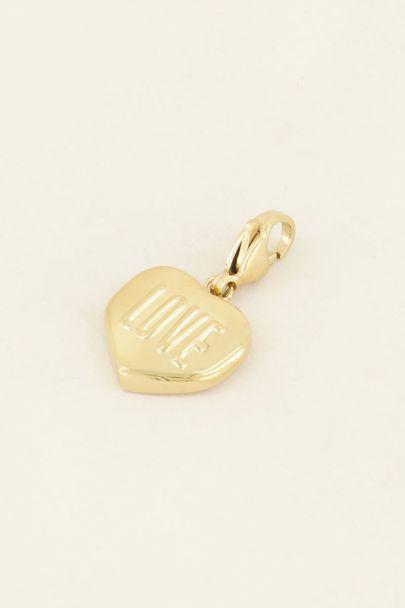Bedel hart love | Hanger | My Jewellery
