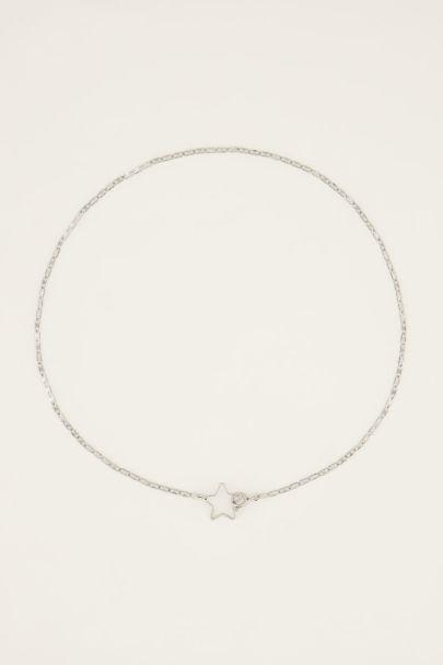Halskette mit kleinem Sternverschluss| My Jewellery