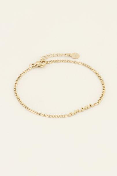 Shop de armband amour | Nu bij My Jewellery