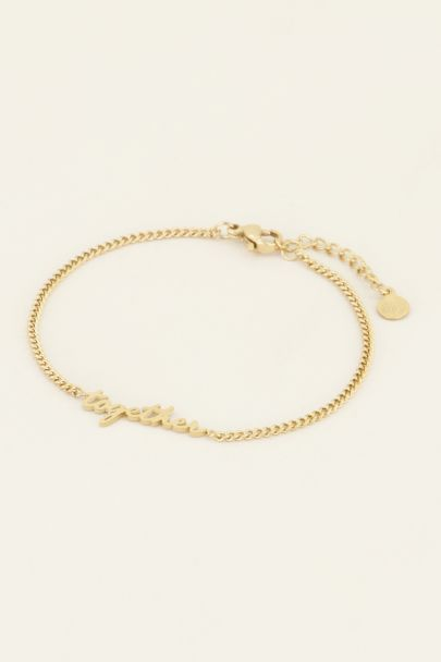 Armband together | My Jewellery