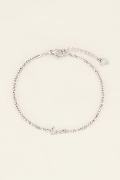 Shop de armband love | Armband kopen | My Jewellery