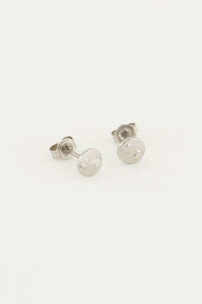 Yin& Yang Ohrstecker| My Jewellery