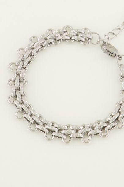 Armband grof schakels | My Jewellery