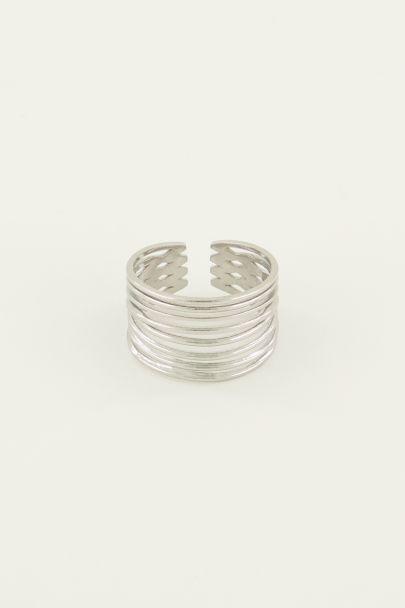 Mehrlagige Ringe | My Jewellery