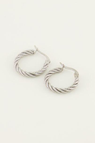 Runde Kugelohrringe| My Jewellery