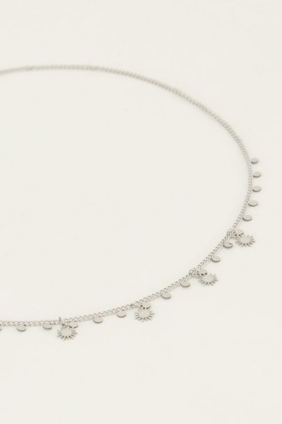 Necklace with sun charms | My Jewellery